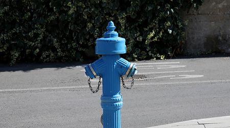 Vodoopskrbni sustav u izgradnji